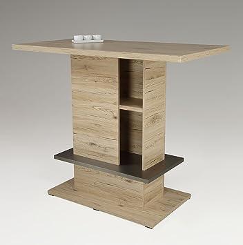 bartisch küche, stehtisch, tresentisch, säulentisch, san remo ... - Bartische Für Küche