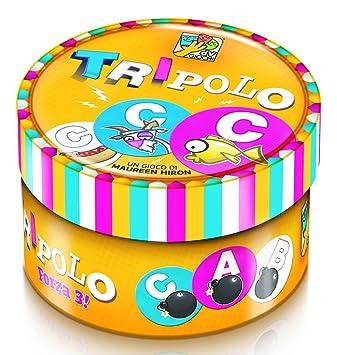DA VINCI EDITORE Tripolo 9346 Juego de mesa Clasico Para adultos ...