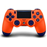 Dualshock 4 Wireless PS4 Controller: Sunset Orange for Sony Playstation 4