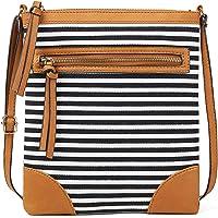 Duketea Crossbody Bags for Women Medium Size, Fit iPad Crossover Phone Purse for Teen Girls