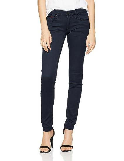 Womens Sophie Faible Hausse Des Jeans Mnst Maigres Tommy Jean BBhnSr