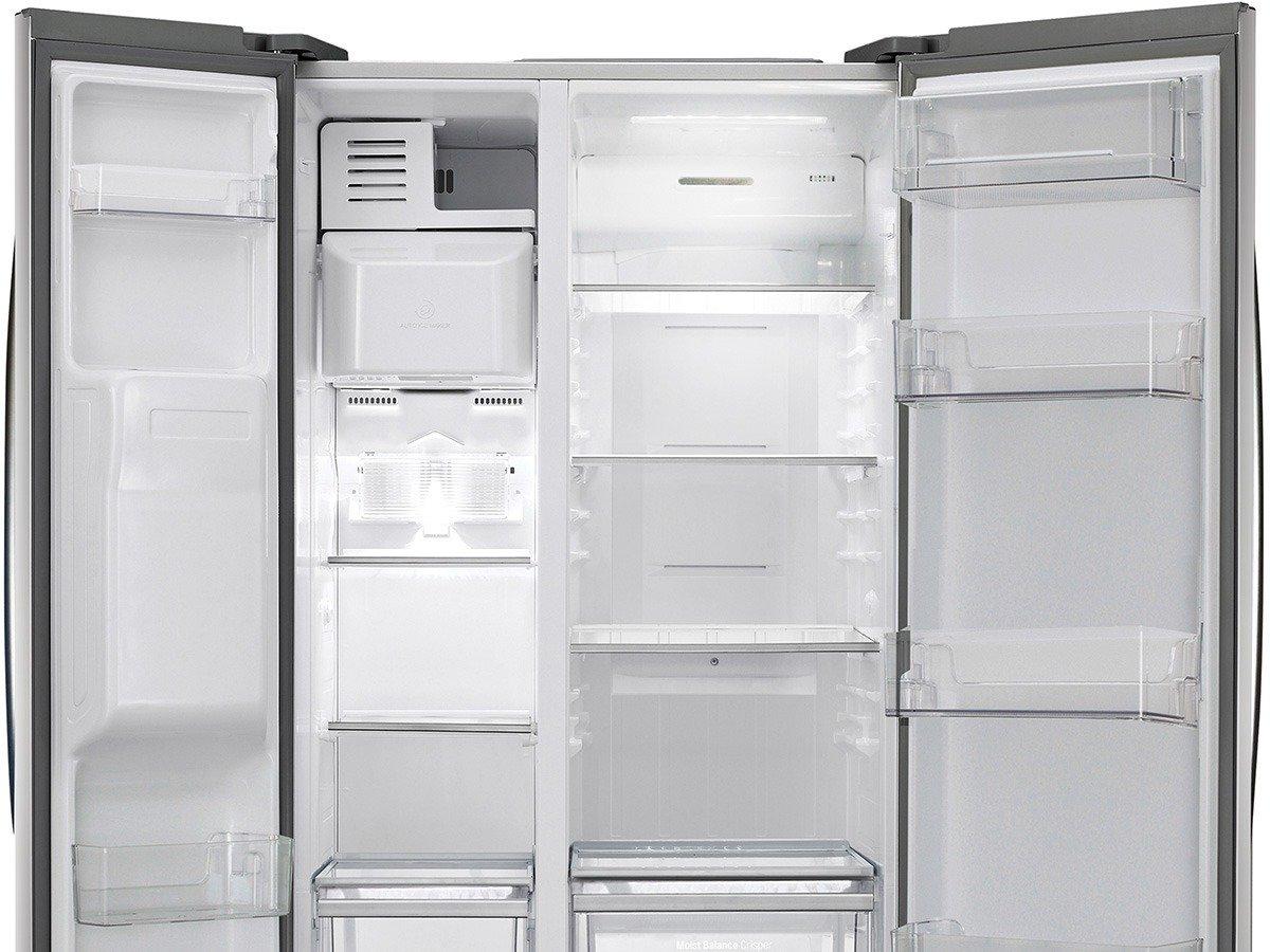 Lg Side By Side Kühlschrank Zieht Kein Wasser : Lg gsl pzcv kühlschrank kühlteil l gefrierteil l amazon