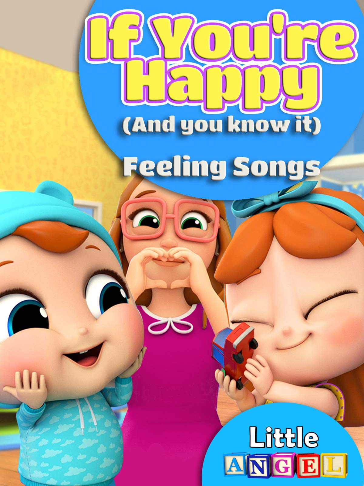 If You're Happy and You Know It Feeling Songs on Amazon Prime Video UK