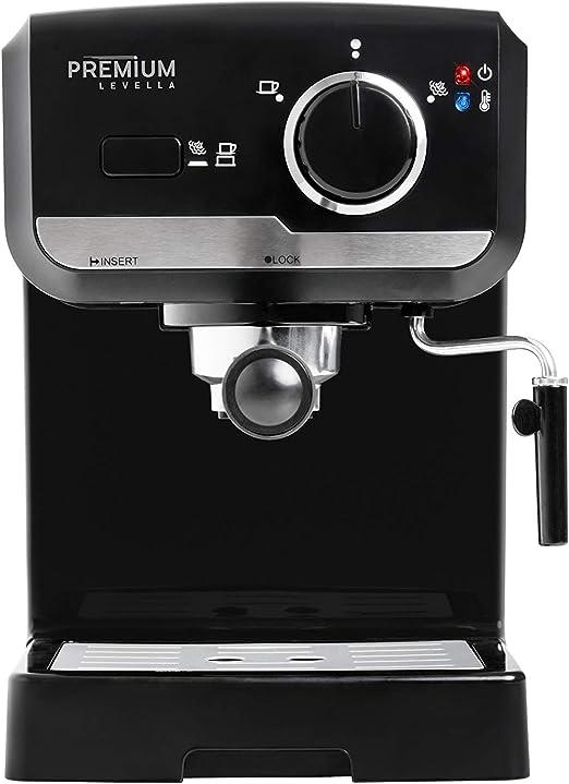Máquina de café expreso de 15 barras, lavella, cafetera espresso y ...