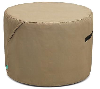 Amazon Com Tarra Home Universal Outdoor Patio Round Table Cover