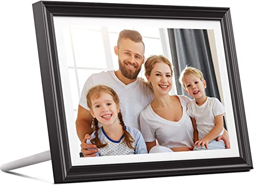 Dragon Touch WiFi Digital Picture Frame 10 inch IPS Touch Screen HD Display 1920×1200