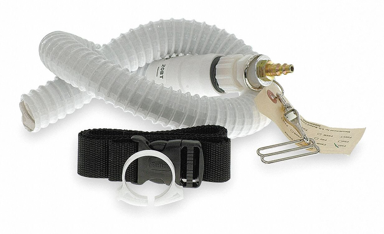 Contant Flow Breathing Tube, Size 1/4 In.