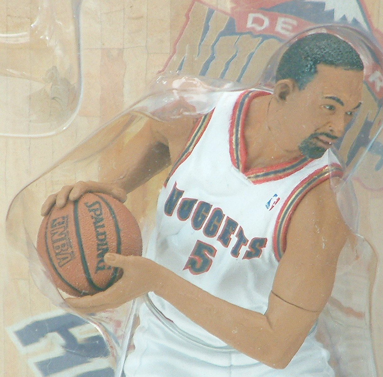 NBA Series 3 Juwan Howard McFarlane Sportspicks Action Figure Chase Variant