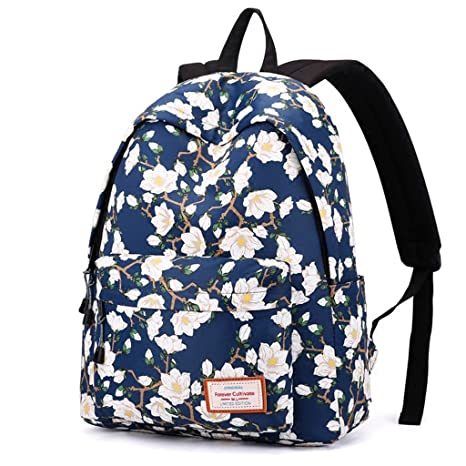 6cc5acb1be Amazon.com  Gatycallaty Waterproof Anti-theft backpacks for girls student  recommended age 10-18 14 in Laptop Bag Casual Daypack (A12)  Computers   ...