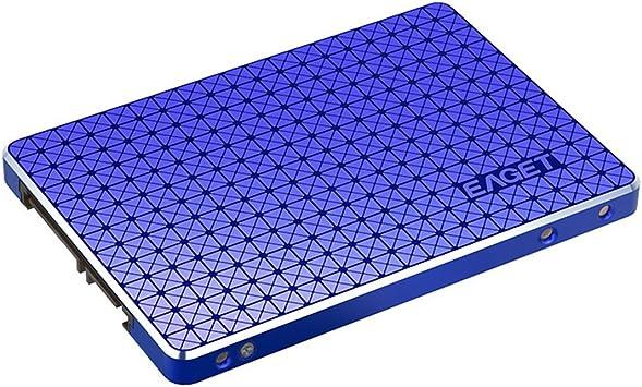 EAGET S500 128 GB SSD SATA 3.0 Discos SSD internos antigolpes de ...