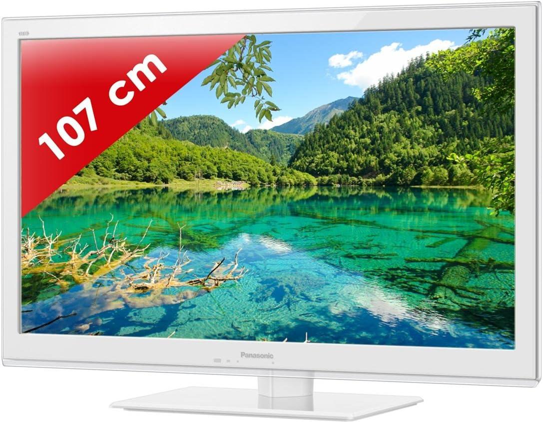 Panasonic TX-L42ET5EW LED TV - Televisor (1066.8 mm (42