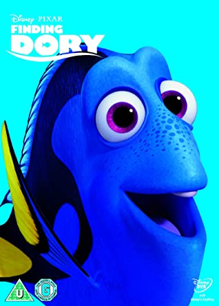 8d03903a22f Finding Dory  DVD   2017   Amazon.co.uk  Ellen DeGeneres