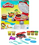 Play-Doh - B5521EU4 - Pâte à Modeler - Burger Party