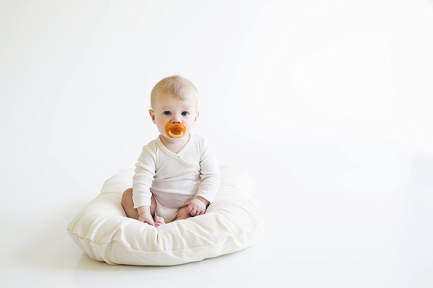 Snuggle Me Organic | The Original Baby Lounger, Infant Co-Sleeping Cushion, Portable Play Mat and Travel Bed for Newborn to 6 Months by Snuggle Me ...