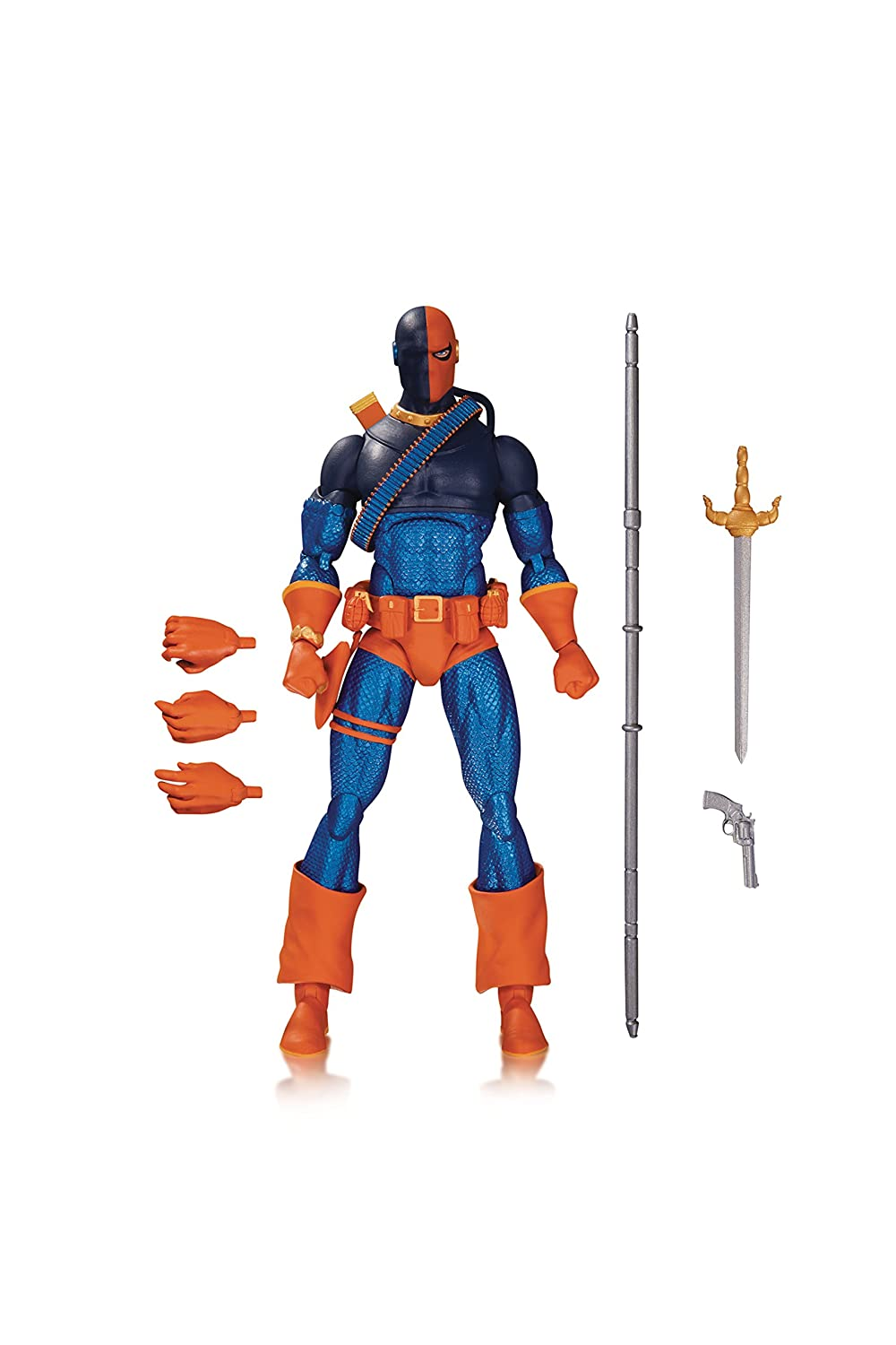 DC Collectibles OCT160344 DC Comics Icons Deathstroke from Teen Titans The Judas Contract Action Figure MAR160312
