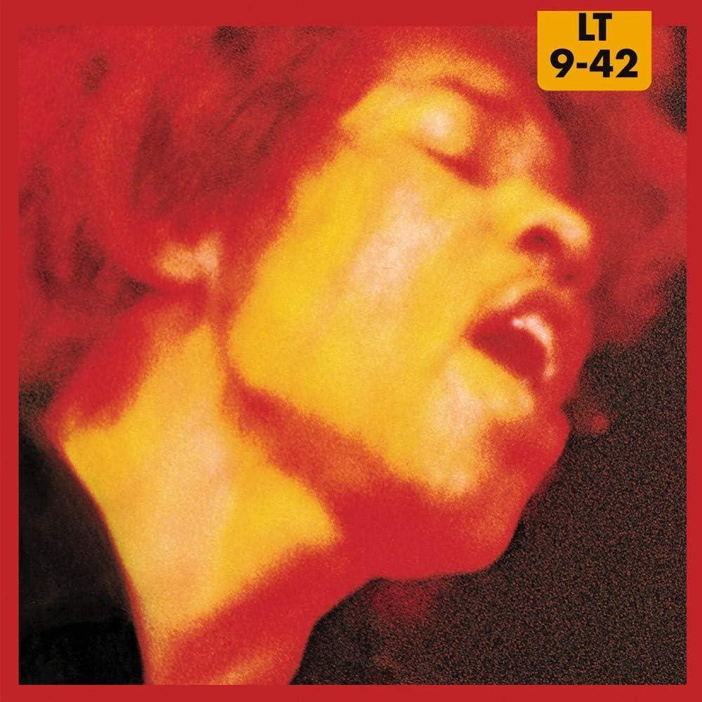 Dean Markley Jimi Hendrix Pure Nickel cuerdas de guitarra electrica 9-42