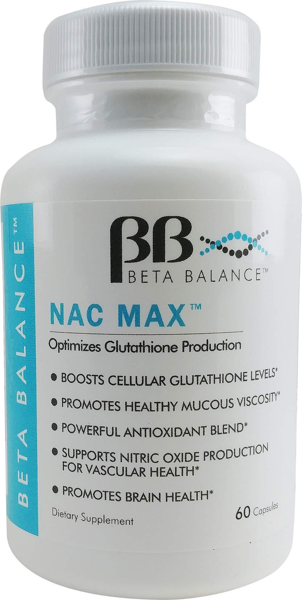 NAC MAXTM by Beta Balance