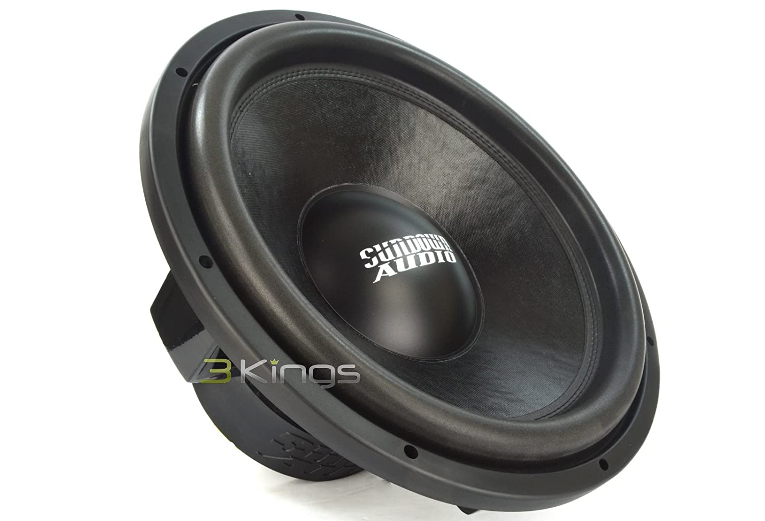 Sa 15 D2 Sundown Audio 600w Dual 2 Ohm Series Wiring Diagram Subwoofer Wire Svc Car Electronics