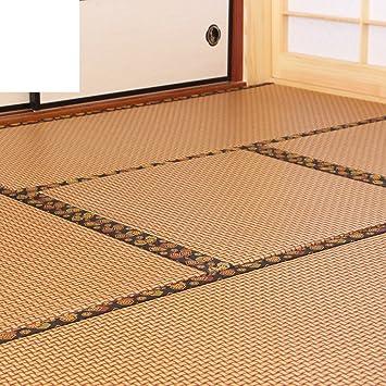 JKDHWOPSAJXGN Colchón/colchonetas de Tatami japonés/esteras del Tatami/Alfombra-A: Amazon.es: Hogar
