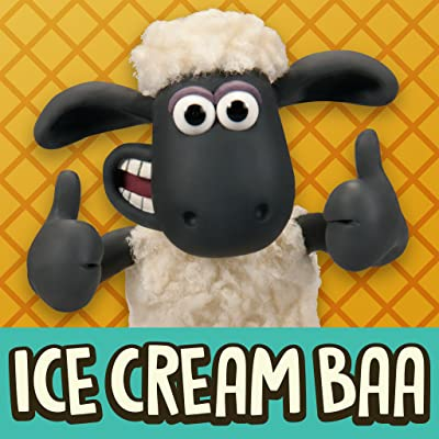 Shaun the Sheep's Ice Cream Baa