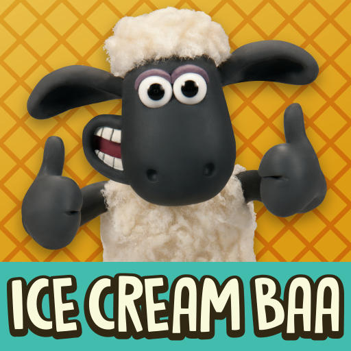 Shaun the Sheep's Ice Cream - Sheep Baa