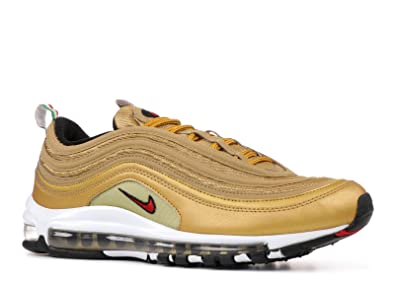 reputable site f4e84 8fb8a NIKE WOMEN AIR MAX 97 OG QS NEW METALLIC GOLD  885691-700  US
