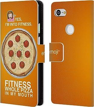 Head Case Designs Officiel Emoji Pizza Entière Nourriture