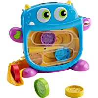 Mattel DRG11 Fisher-Price Hungry Monster Maze Toy