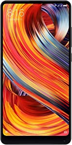 Xiaomi Mi MIX 2 SIM doble 4G 64GB Negro - Smartphone (15,2 cm (5.99