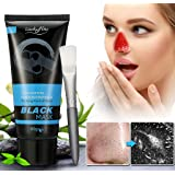 Blackhead Peel Off Mask,LuckyFine, Nose Blackhead Remover Mask, Purifying Peel-off Mask Acne Facial Cleaning Absorbing Pores Stubborn Dirt,Oil Control