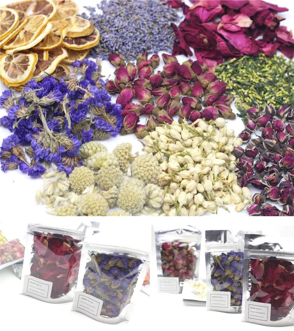 Oameusa Dried Flowersdried Flower Kitcandle Making Soap Making