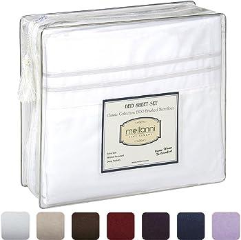 Mellanni Bed Sheets Bedding Set