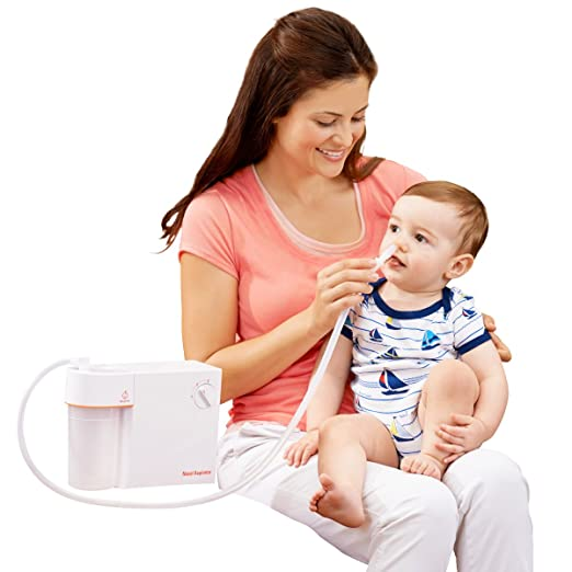 Best Nasal Aspirators To Clear Your Baby S Congested Nose