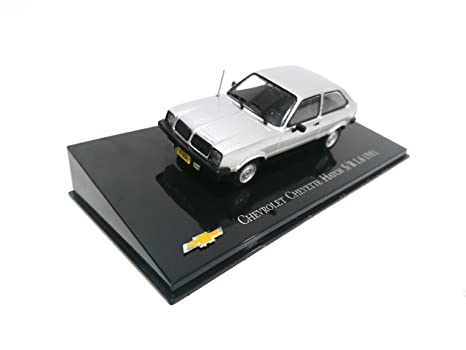 Eaglemoss Chevrolet Chevette Hatsch General Motors Car 1/43 (Ref: CH22)