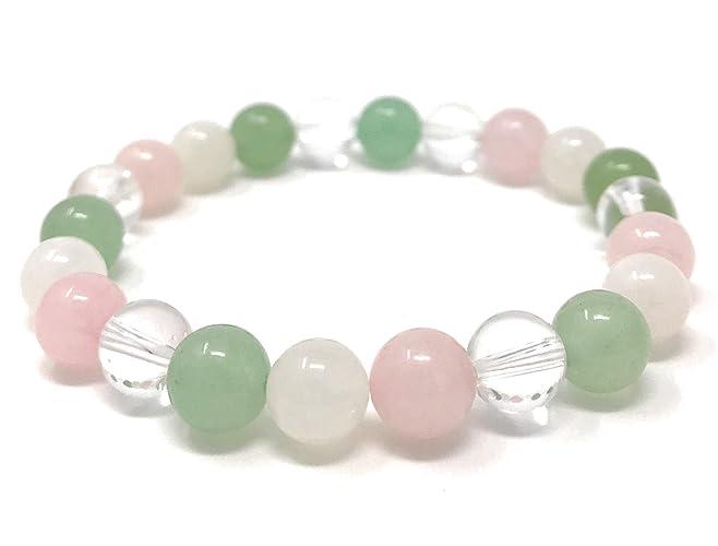Cancer Birthstone Crystal Bracelet - Power Bracelet - Zodiac