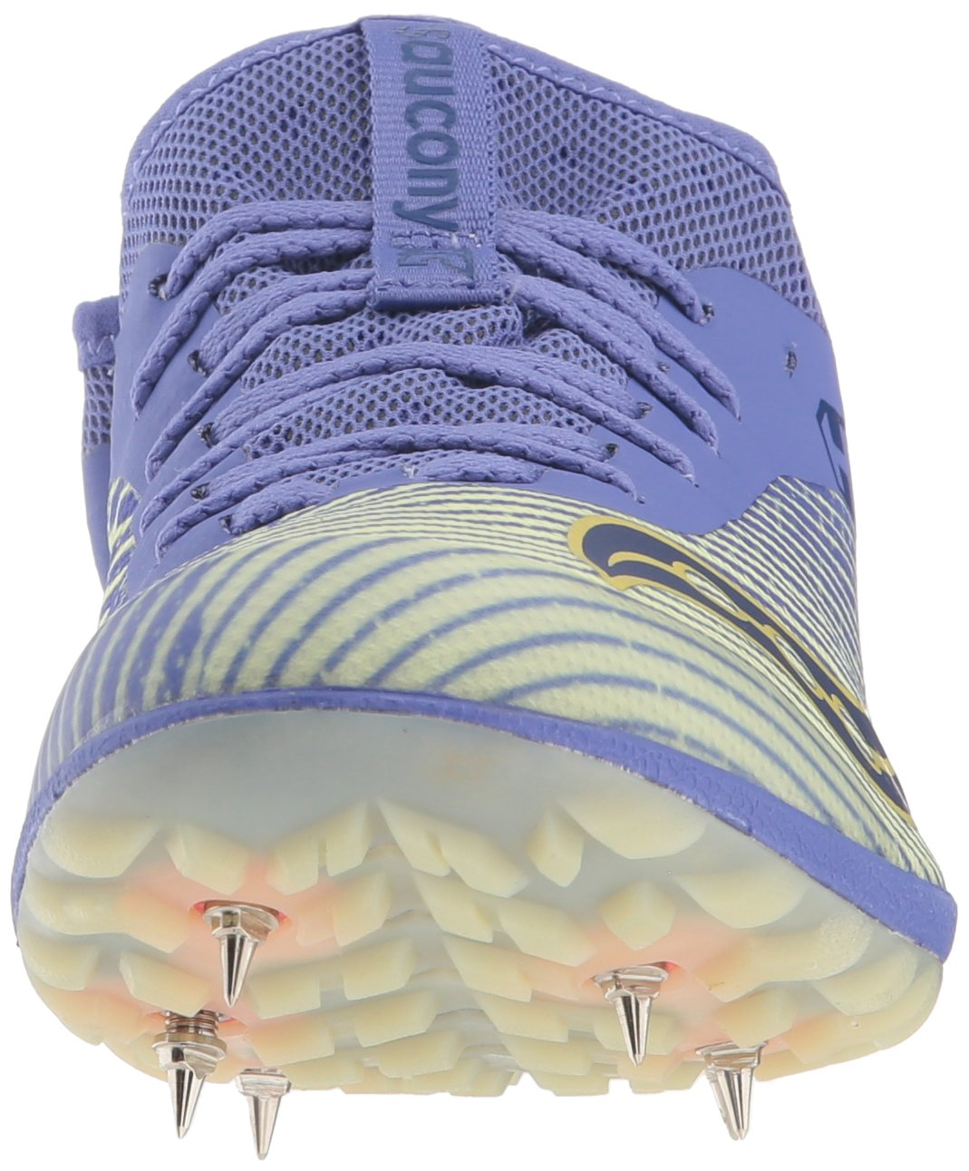 Saucony Women's Havok Xc2 B(M) Track Shoe B076T59FHC 10.5 B(M) Xc2 US|Purple/Yellow 121cfe