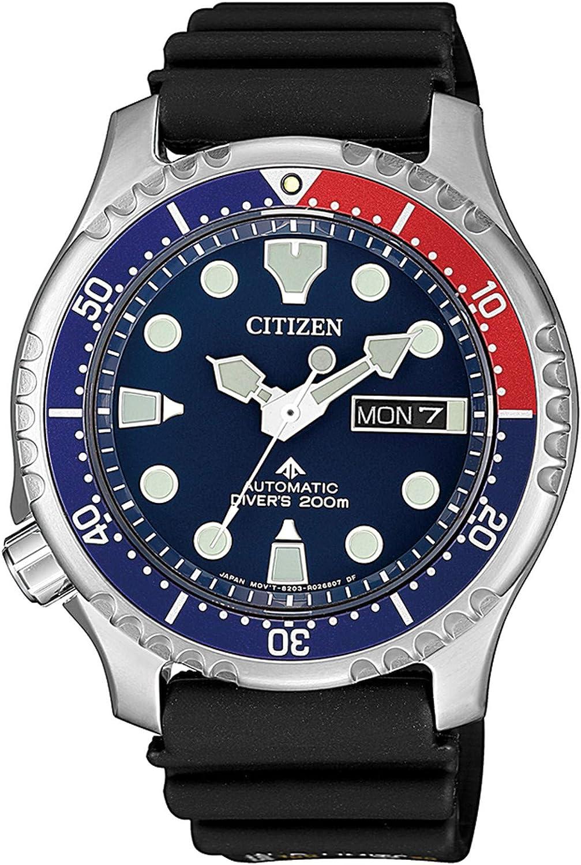 Citizen Armbanduhr NY0086-16LE Herrenuhr