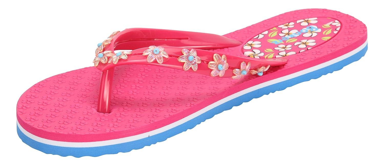 f053c0da1457 Ladies Flip Flop  Buy Online at Low Prices in India - Amazon.in