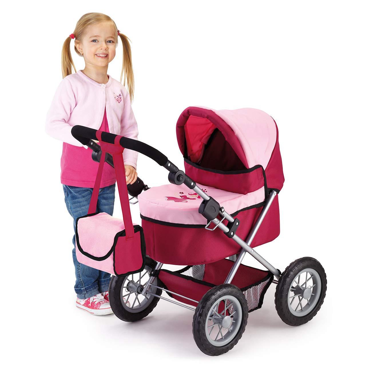 Puppen Bayer Design 13012af Puppenwagen Trendy Set Mit Funktionspuppe First Words Baby