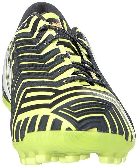 adidas Predator Instinct AG, Herren Fußballschuhe, Mehrfarbig (Light Flash Yellow S15/FTWR White/Dark Grey), 40 2/3 EU