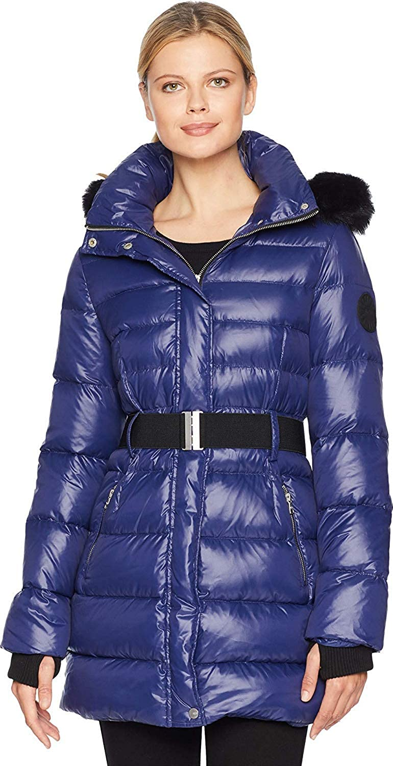 aff6c33d7c UGG Womens Belted Down Jacket at Amazon Women s Coats Shop