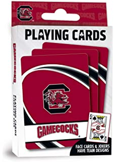 NCAA South Carolina Fighting Gamecocks Toy Puzzle Cube Gameday Outfitters 22034