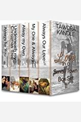 Love in a Small Town Box Set Volume II Kindle Edition