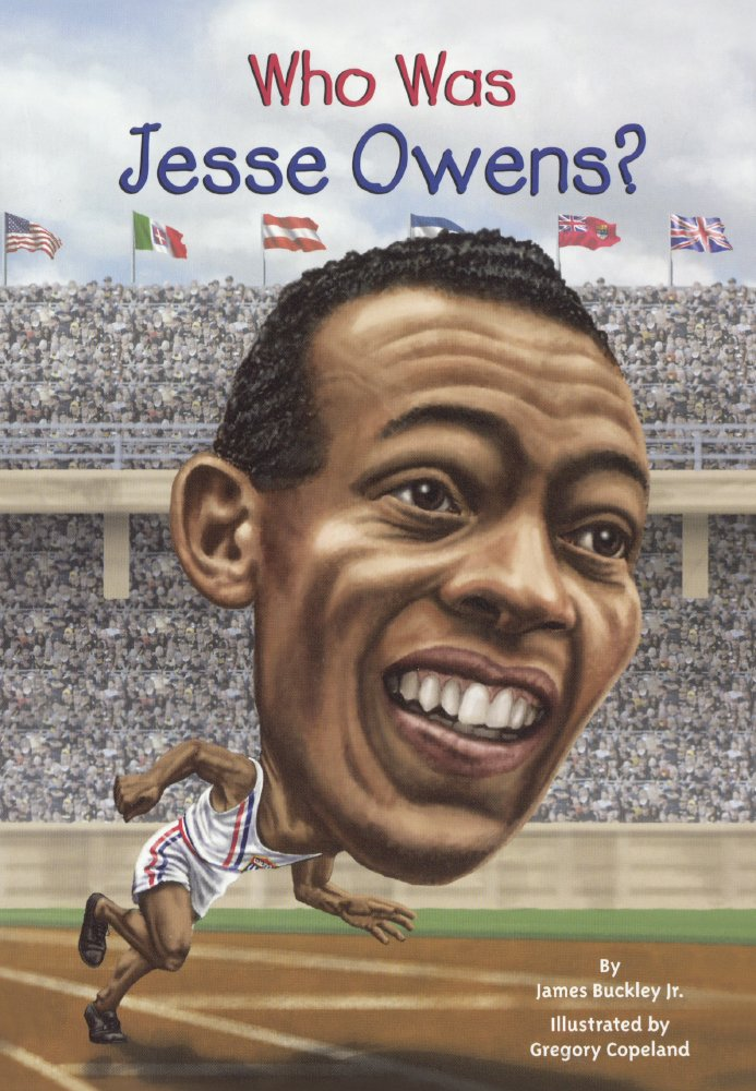 Who Was Jesse Owens? (Turtleback School & Library Binding Edition)