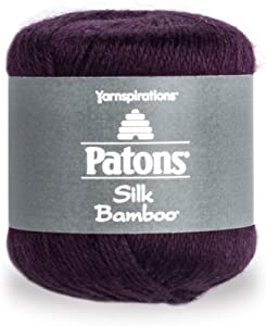 Patons Silk Bamboo Yarn, Orchid