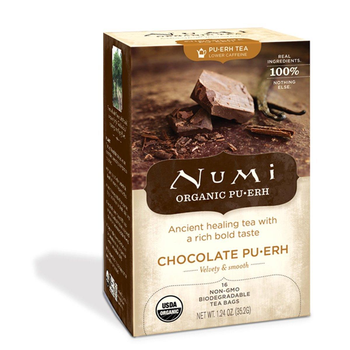 NUMI - Pu Erh con Chocolate - Aterciopelado e Irresistible ...