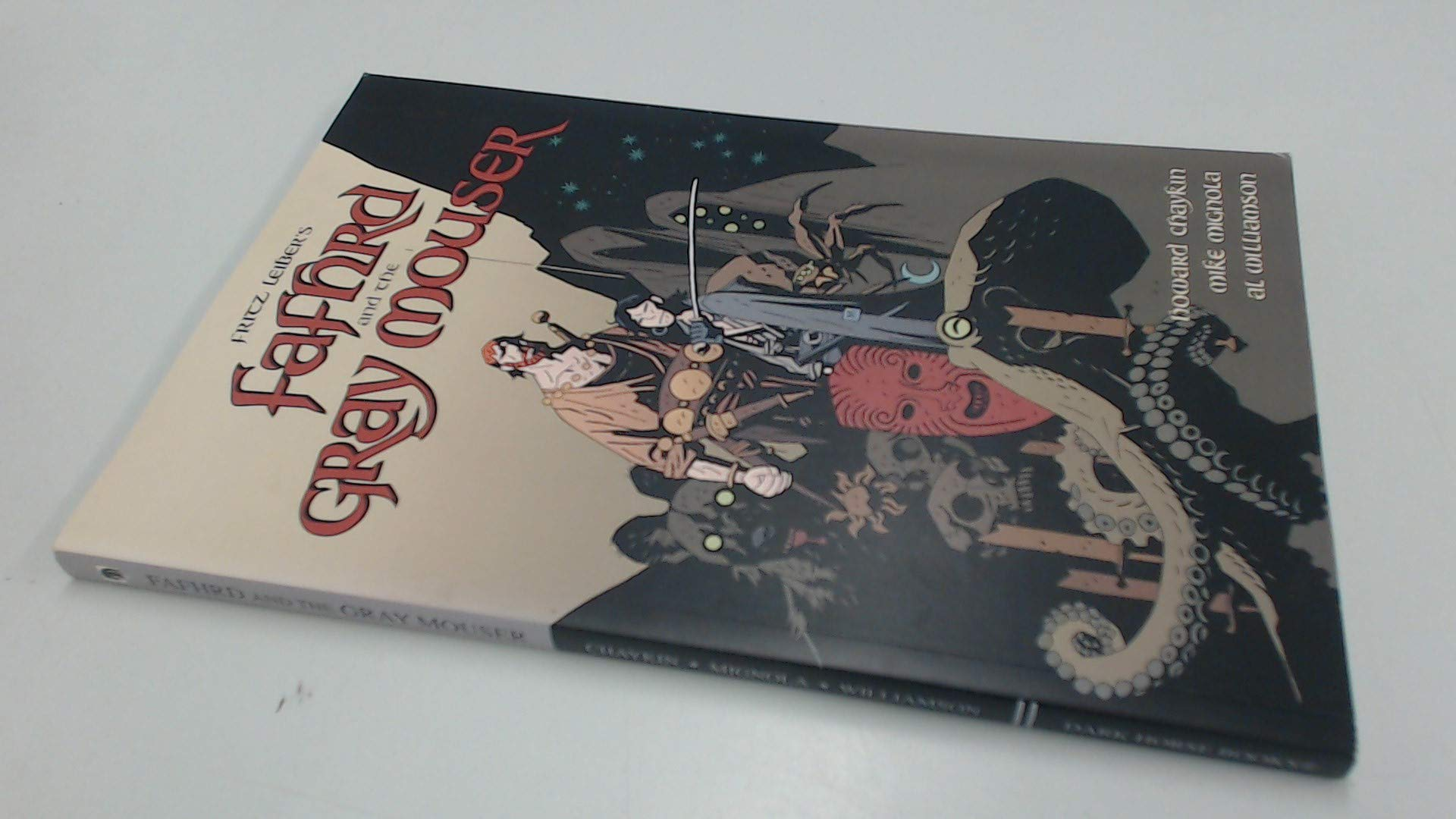 Amazonfr Fafhrd And The Gray Mouser Howard Chaykin Mike