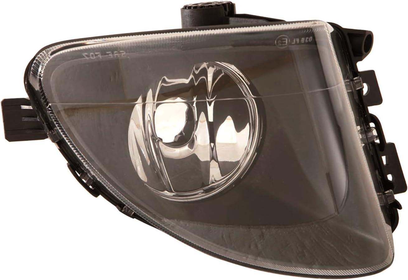 TarosTrade 36-1600-R-45893 Fog Light Plastic
