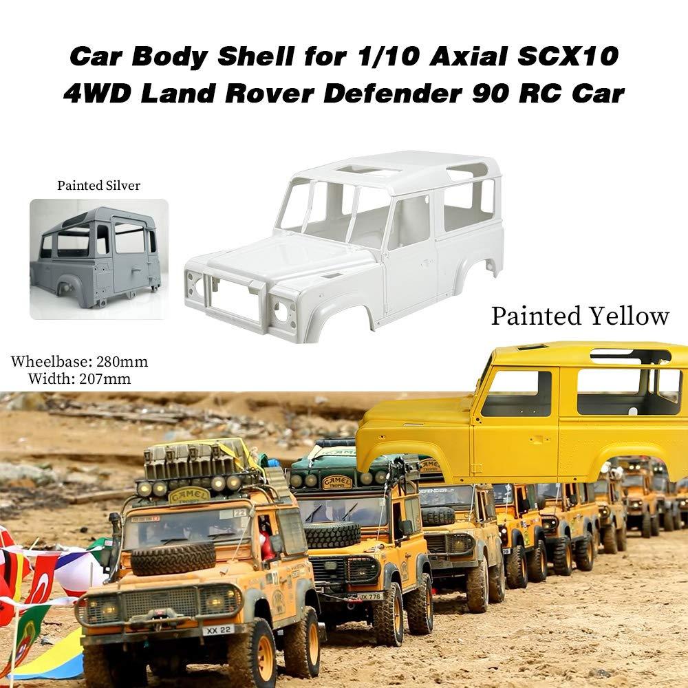 Goolsky Último Producto 280 mm Cuerpo Duro Kit de Shell para 1/10 ...