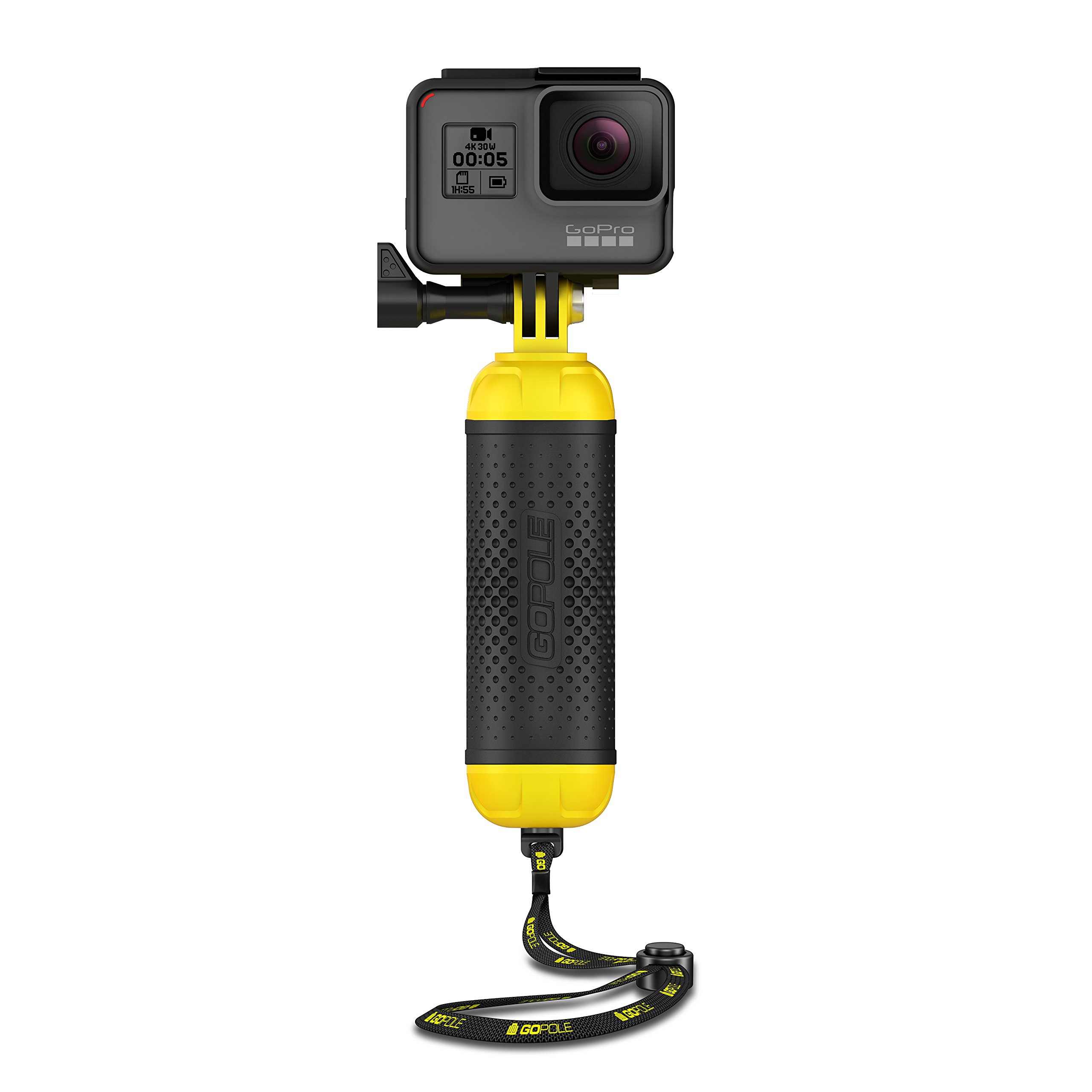Bobber - Floating Hand Grip for GoPro HERO Cameras